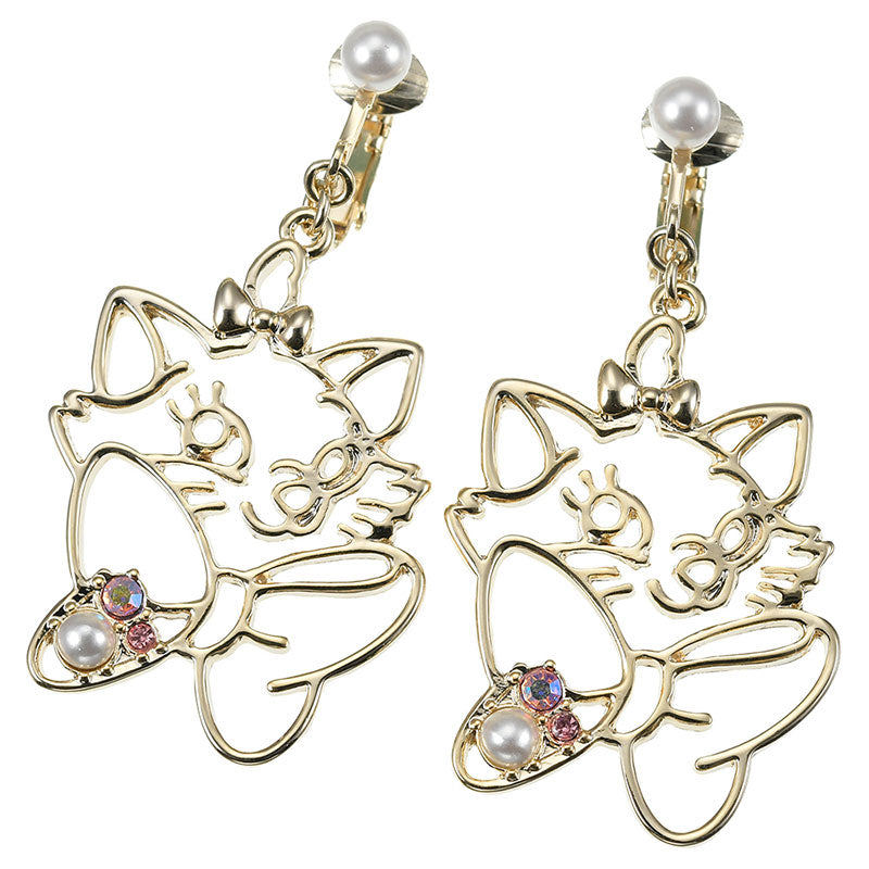 The Aristocats Marie Non Pierced Earring Cat Day 2020 Disney Store Japan
