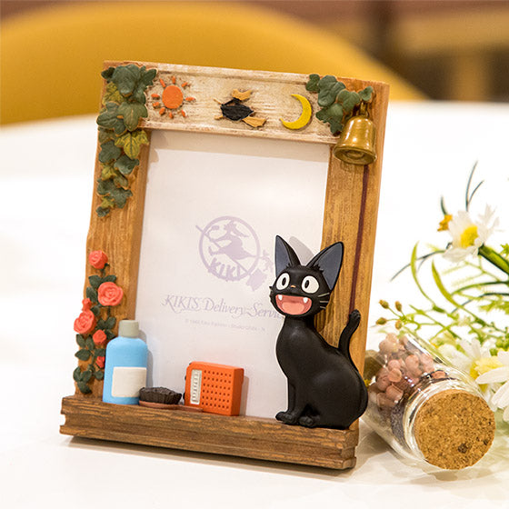 Kiki's Delivery Service Jiji Photo Frame Departure day Studio Ghibli Japan