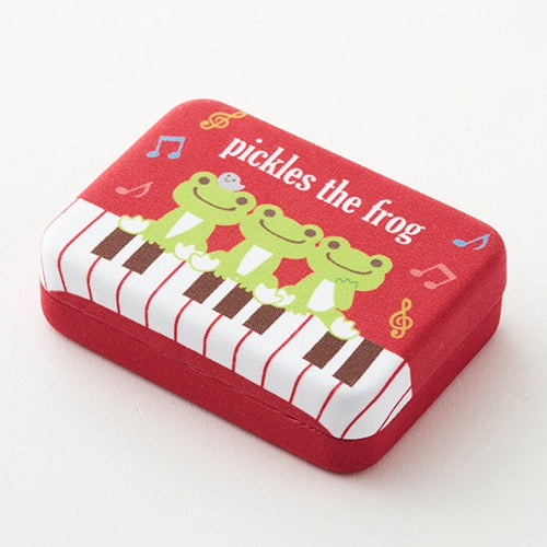 Pickles the Frog Accessory Case Note Japan