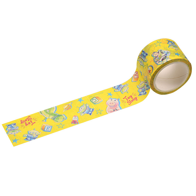 Toy Story Decoration Tape 30mm Dreaming Disney Store Japan