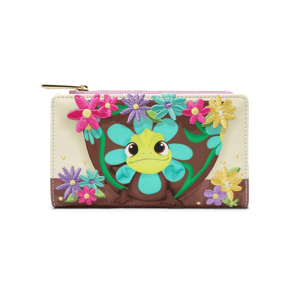 Tangled Rapunzel Pascal Wallet Loungefly Disney Store Japan