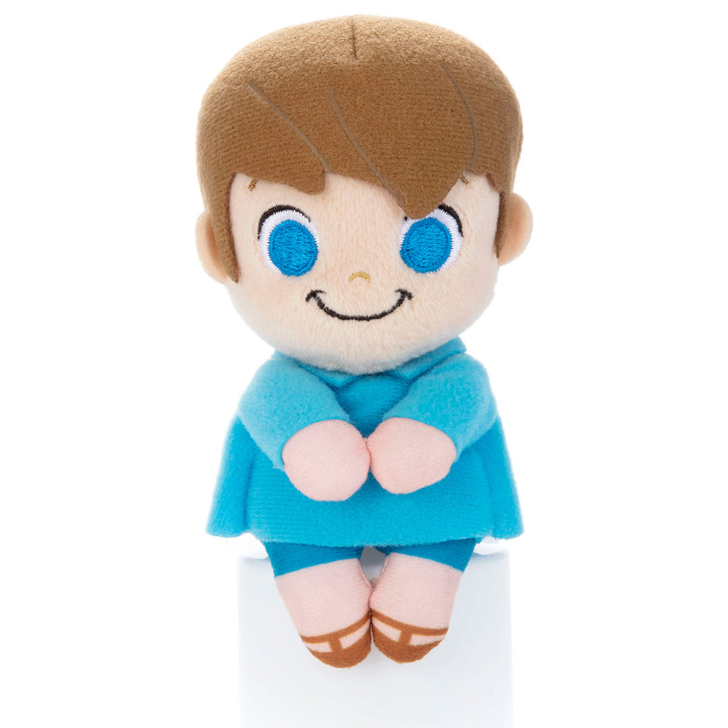 Christopher Robin Chokkirisan mini Plush Doll Disney Takara Tomy Japan Winnie