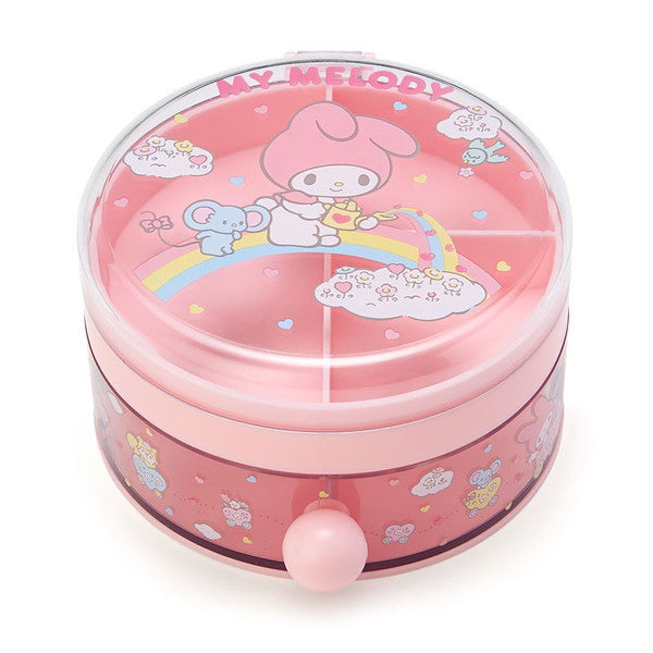 My Melody Accessory Case Round Sanrio Japan