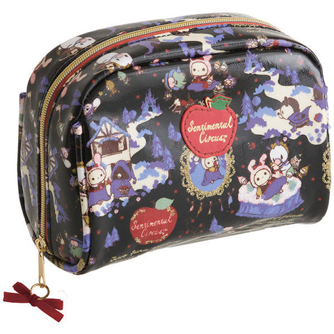 Sentimental Circus Pouch Patching Apple Snow White San-X Japan