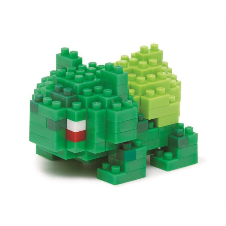 Bulbasaur Fushigidane Block Building Toy nanoblock Pokemon Japan