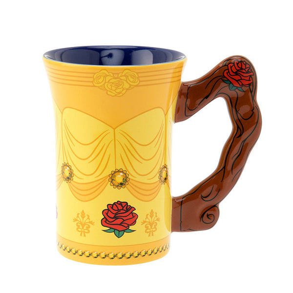 Belle Mug Cup Dress Disney Store Japan Beauty and the Beast