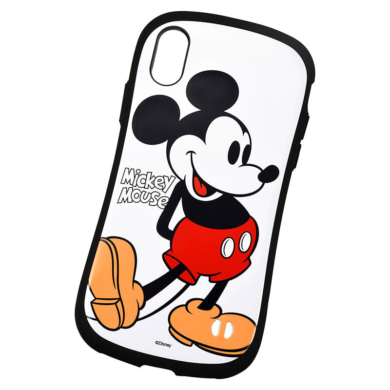 Mickey iPhone X XS Case Cover with Hand Band Disney Store Japan