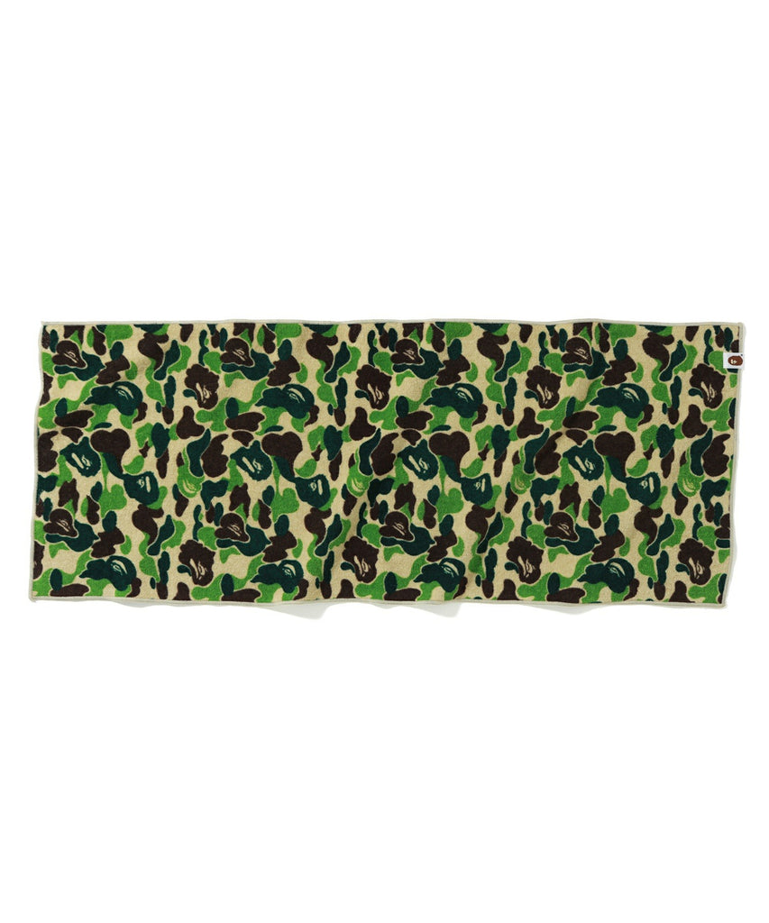 ABC SPORT TOWEL M Green A BATHING APE Japan