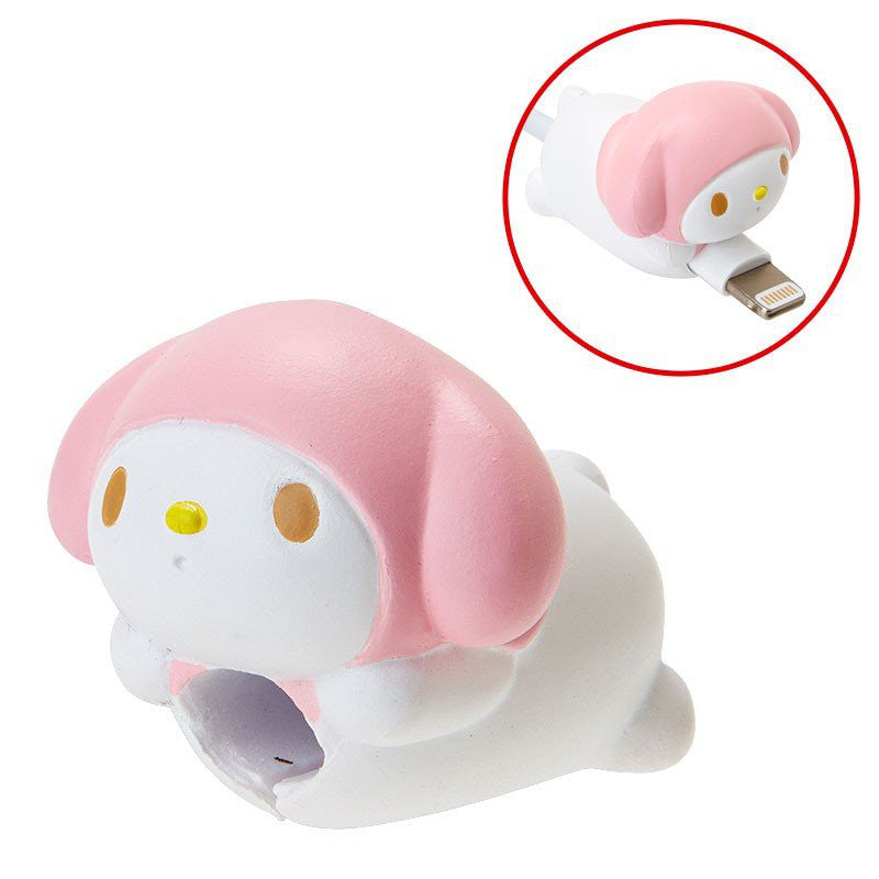 My Melody CABLE BITE Cable Protection for iPhone Sanrio Japan Mobile Accessory
