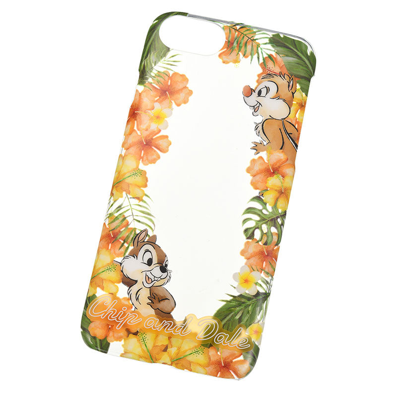Chip & Dale iPhone 6 6s 7 8 Case Cover Summer Art Disney Store Japan