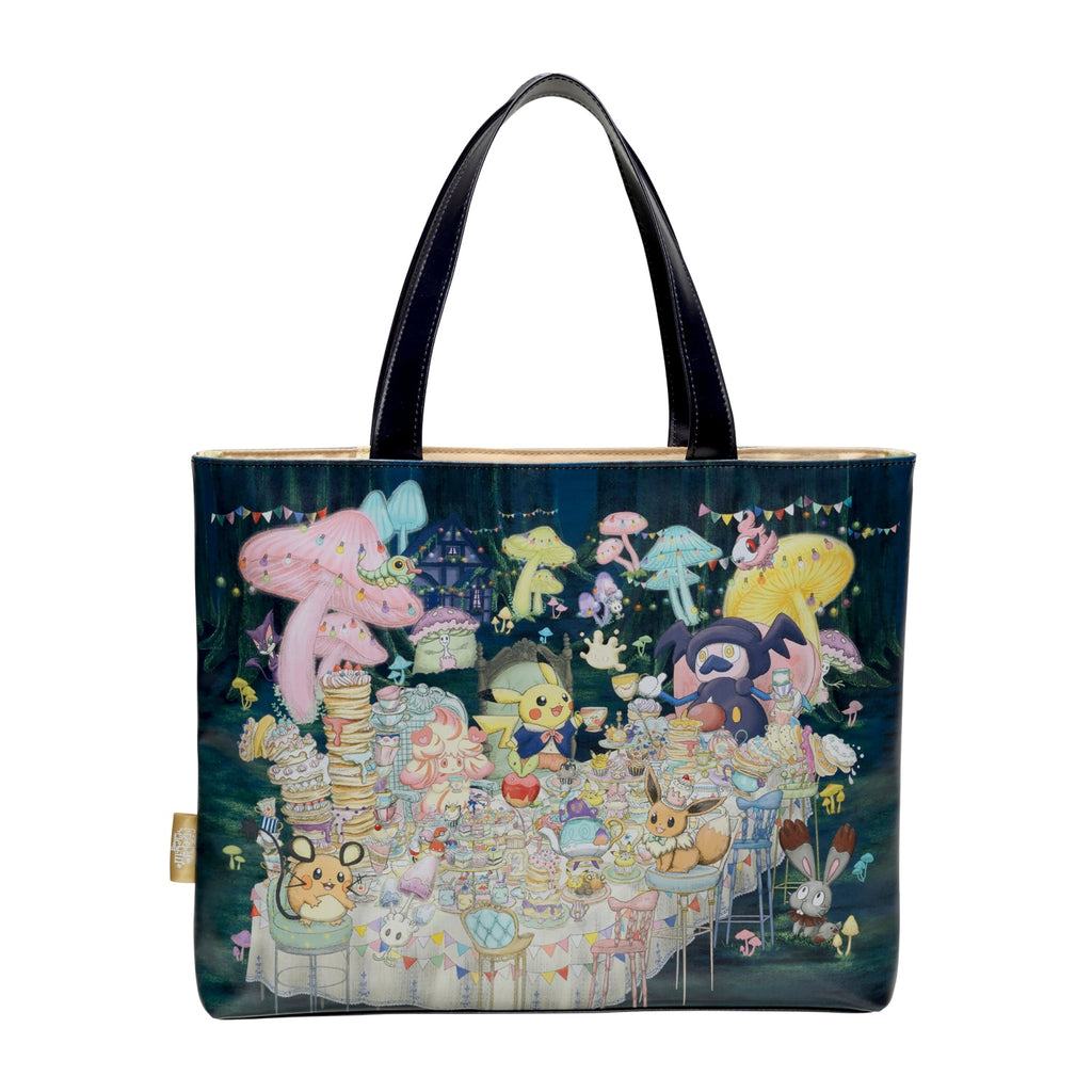 Tote Bag Pokemon Mysterious Tea Party Japan 2021