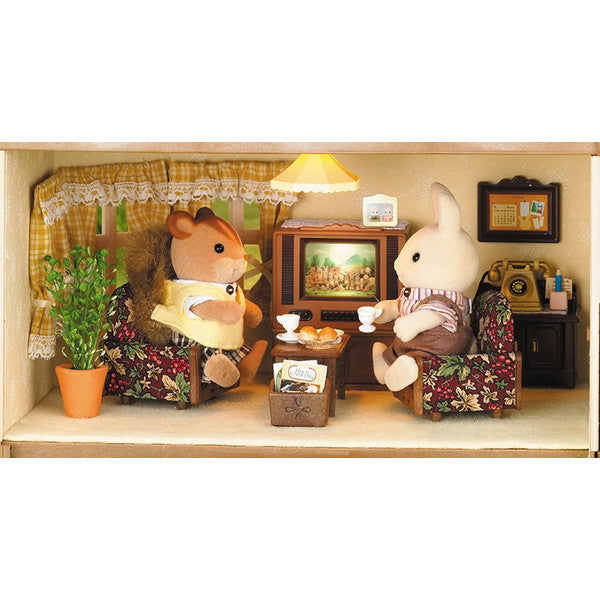 Furniture Living Room Television Ka-516 Sylvanian Families Japan