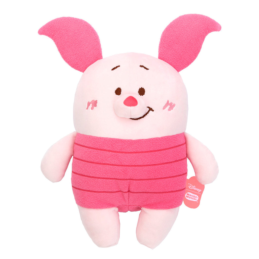 Piglet Plush Doll M HUGYU THE LOVE Mocchi-Mocchi- Disney Takara Tomy Japan