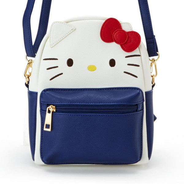 Hello Kitty mini Backpack Shoulder Bag 2WAY Sanrio Japan