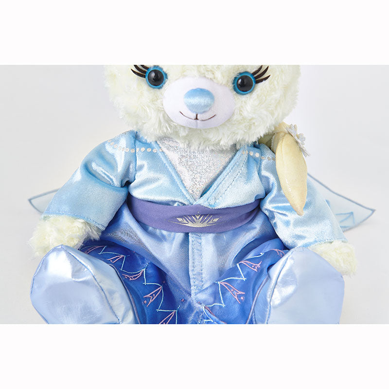 UniBEARsity Snow Elsa Plush Doll Frozen 2 Disney Store Japan