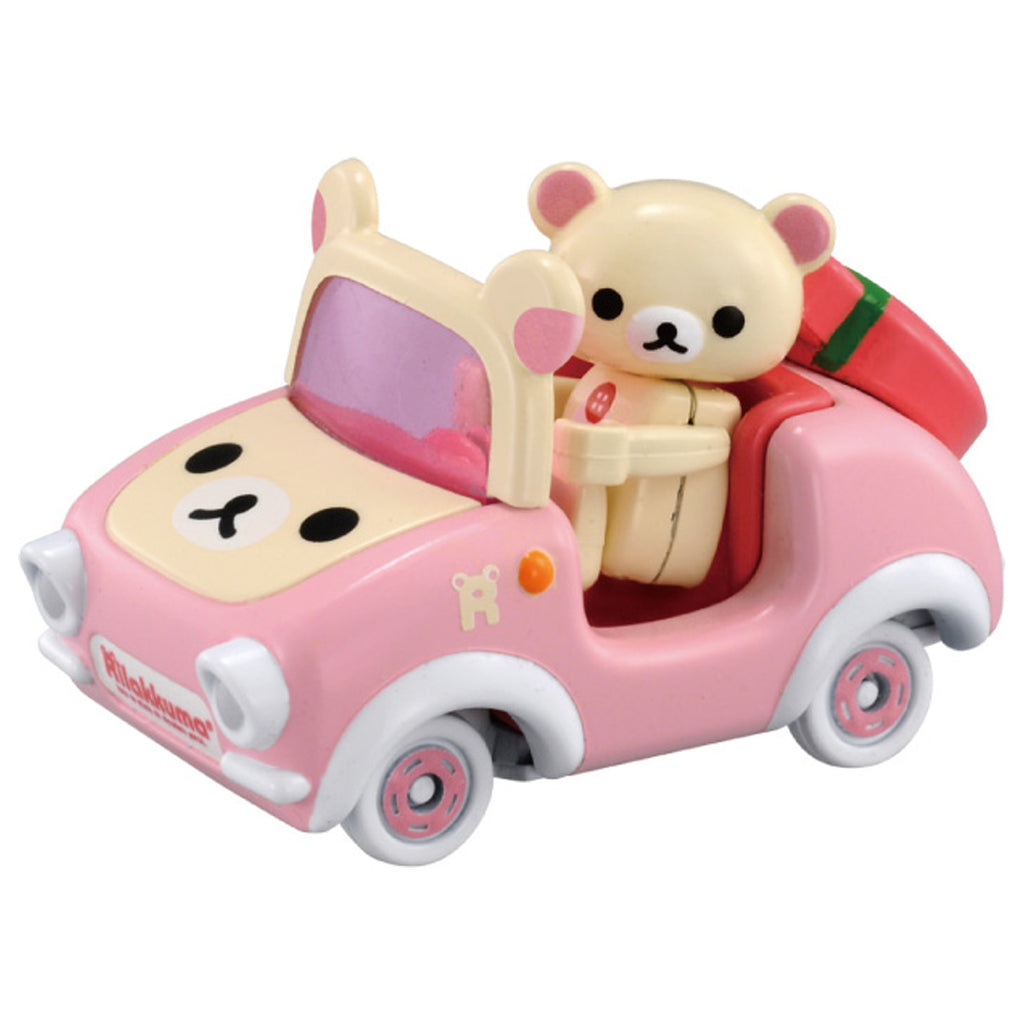 Korilakkuma Toy Car Raidon R09 Dream Tomica San-X Takara Tomy Japan