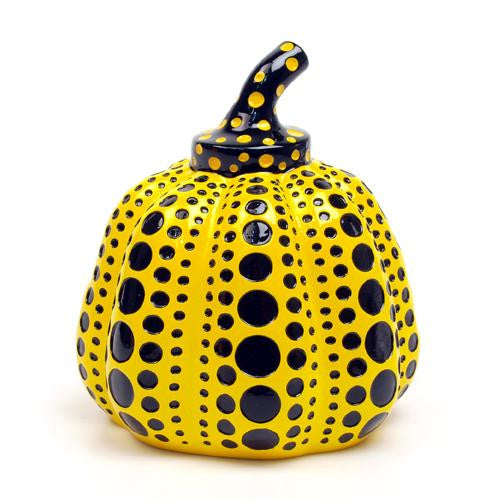 Yayoi Kusama Sculpture Object Pumpkin w/ box Japan Artist
