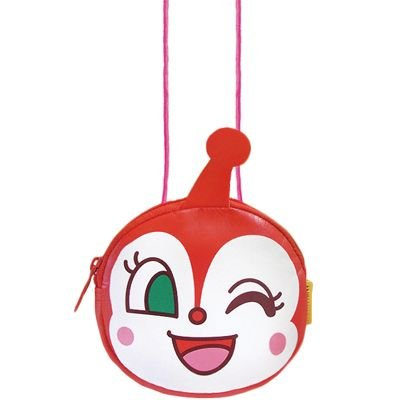 Dokinchan mini Pochette Bag Anpanman Japan Kids ANJ-1001
