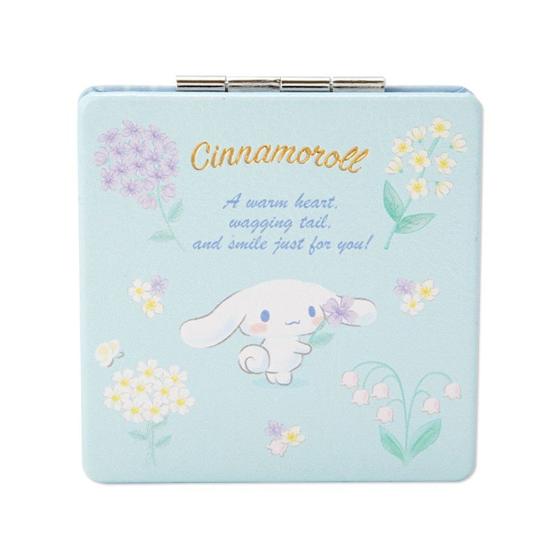 Cinnamoroll Double Mirror HAPPY SPRING Sanrio Japan