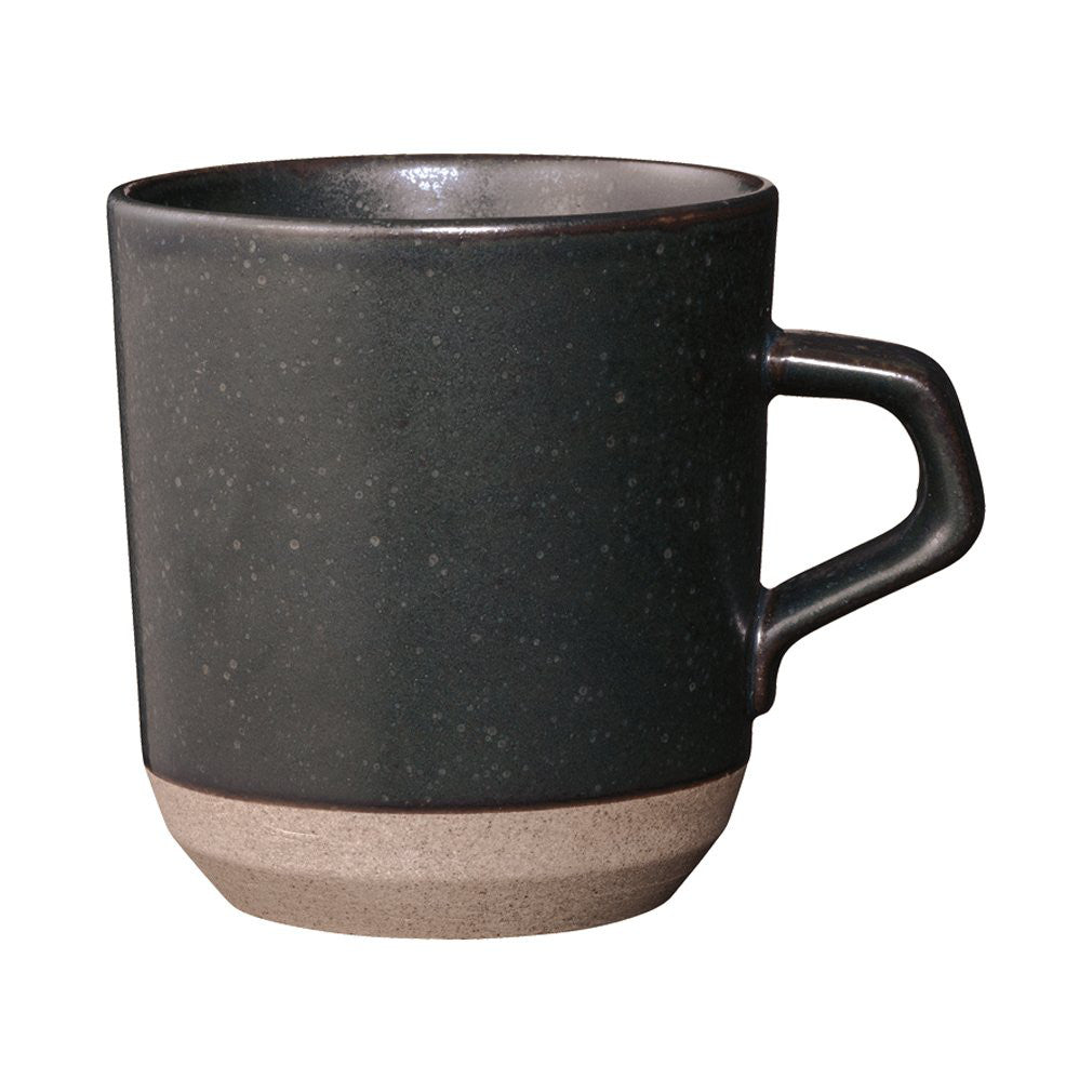 CERAMIC LAB Large Mug Cup CLK-151 410ml Black KINTO Japan 29520