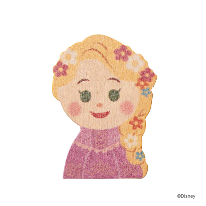 Tangled Rapunzel KIDEA Toy Wooden Blocks Disney Store Japan