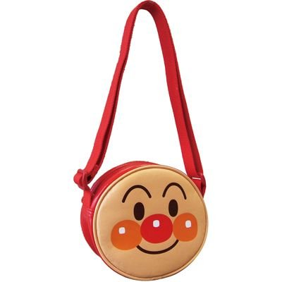 Anpanman Shoulder Bag Face Japan ANF-1800
