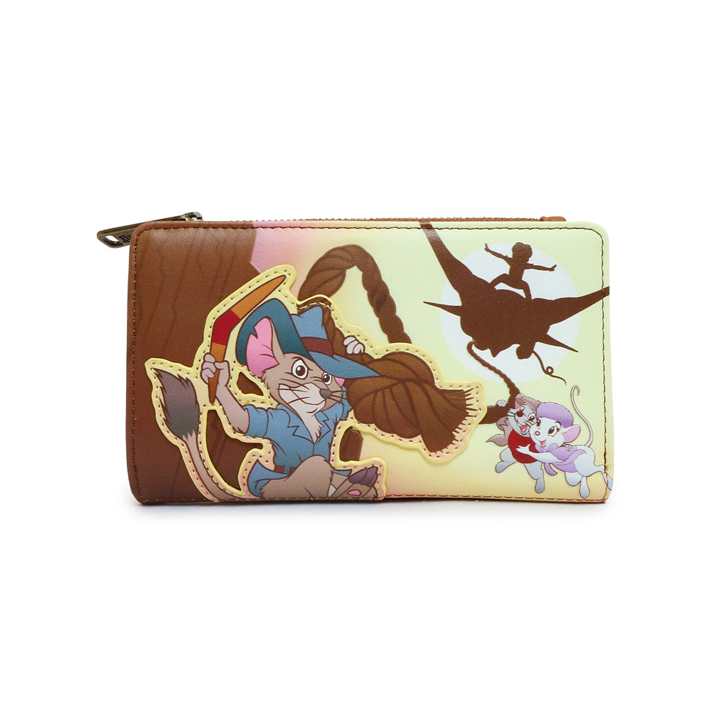 The Rescuers Down Under Long Wallet Loungefly Disney Store Japan