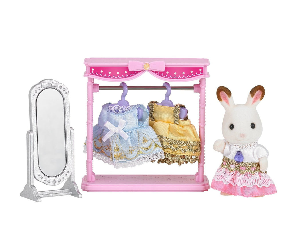 Sylvanian Families Store Dress Shop From Japan Calico Critters Epoch