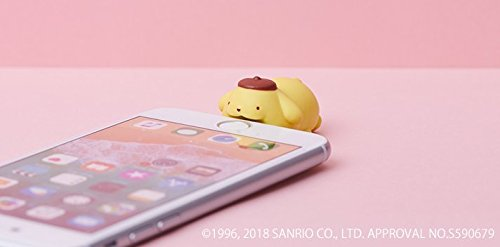 Pom Pom Purin CABLE BITE Protection for iPhone Sanrio Japan Mobile Accessory