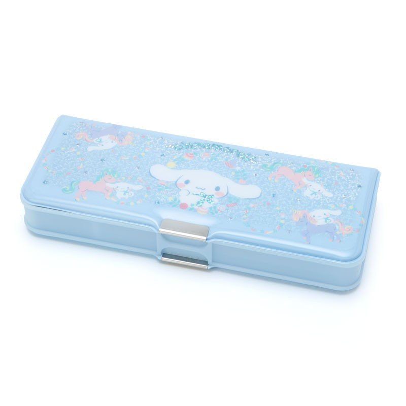 Cinnamoroll Double Side Opening Pen Case Unicorn Sanrio Japan