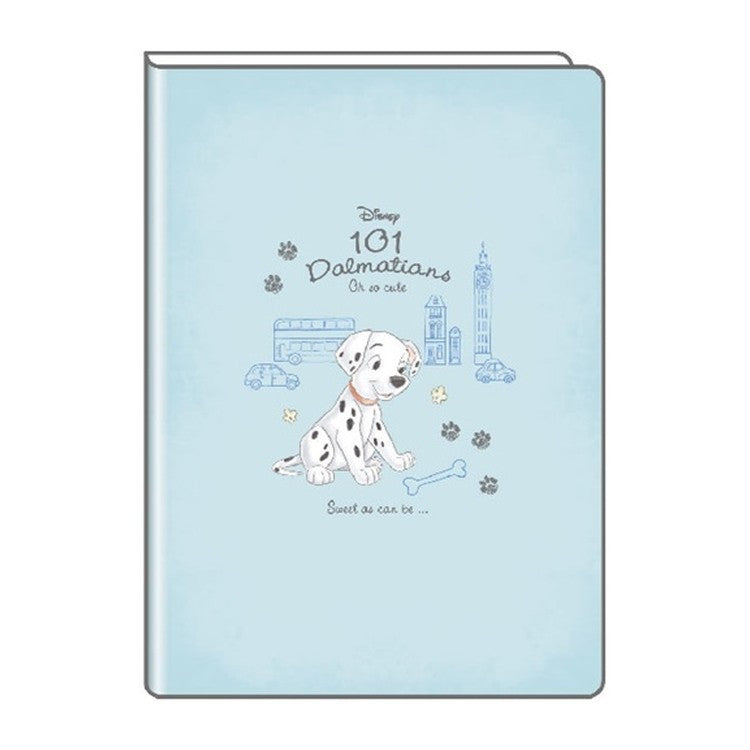 101 Dalmatians 2019 Schedule Book B6 Monthly London Disney Japan Delfino
