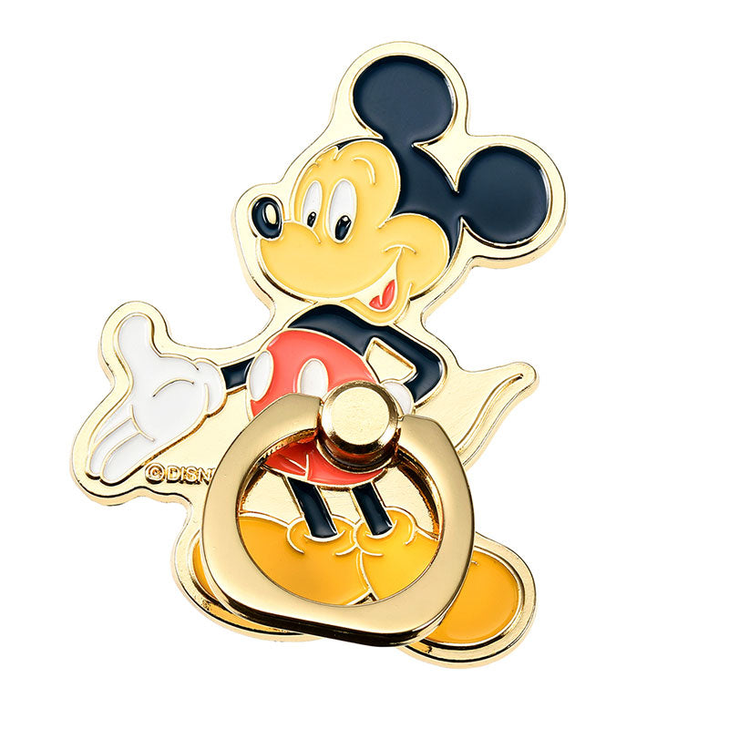 Mickey Smartphone Ring nostalgic Disney Store Japan