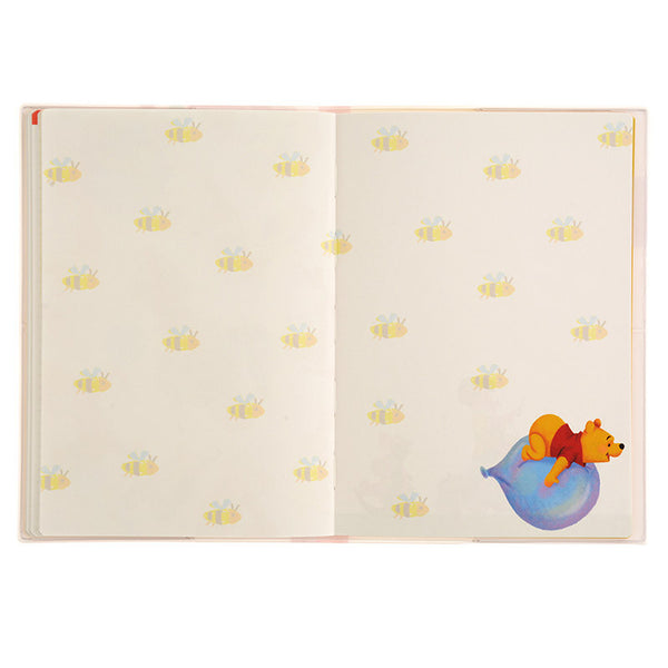 Winnie the Pooh & Friends 2019 Schedule Book B6 Monthly March Disney Store Japan