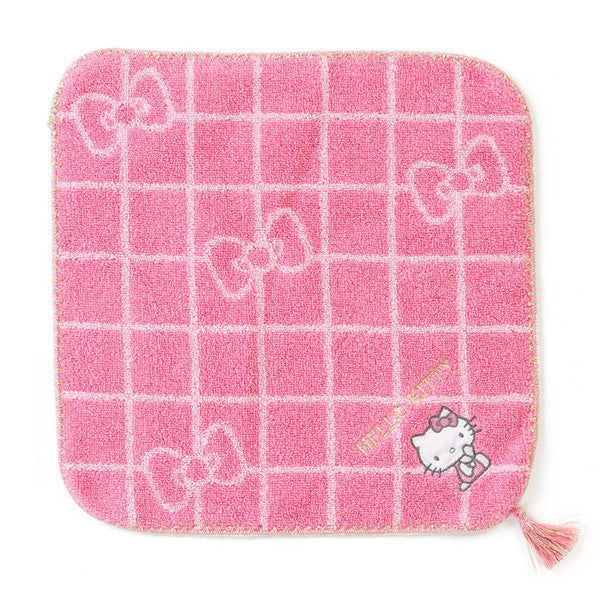 Hello Kitty mini Towel Charming Pink Sanrio Japan