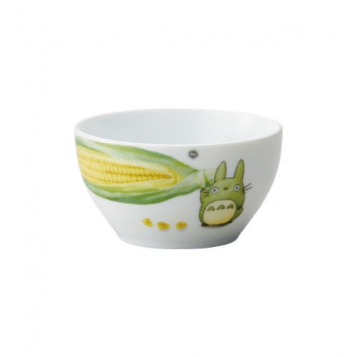 My Neighbor Totoro Bowl Corn Vegetable Studio Ghibli Japan VT94579