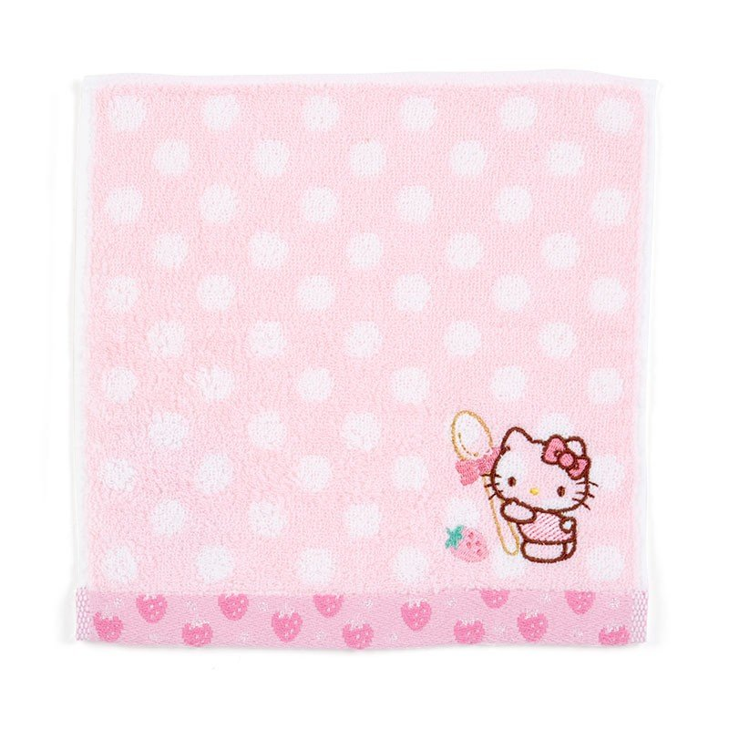 Hello Kitty mini Towel Dot Sanrio Japan