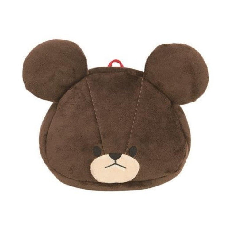 Jackie Plush Backpack Face Basic the bears' school Japan