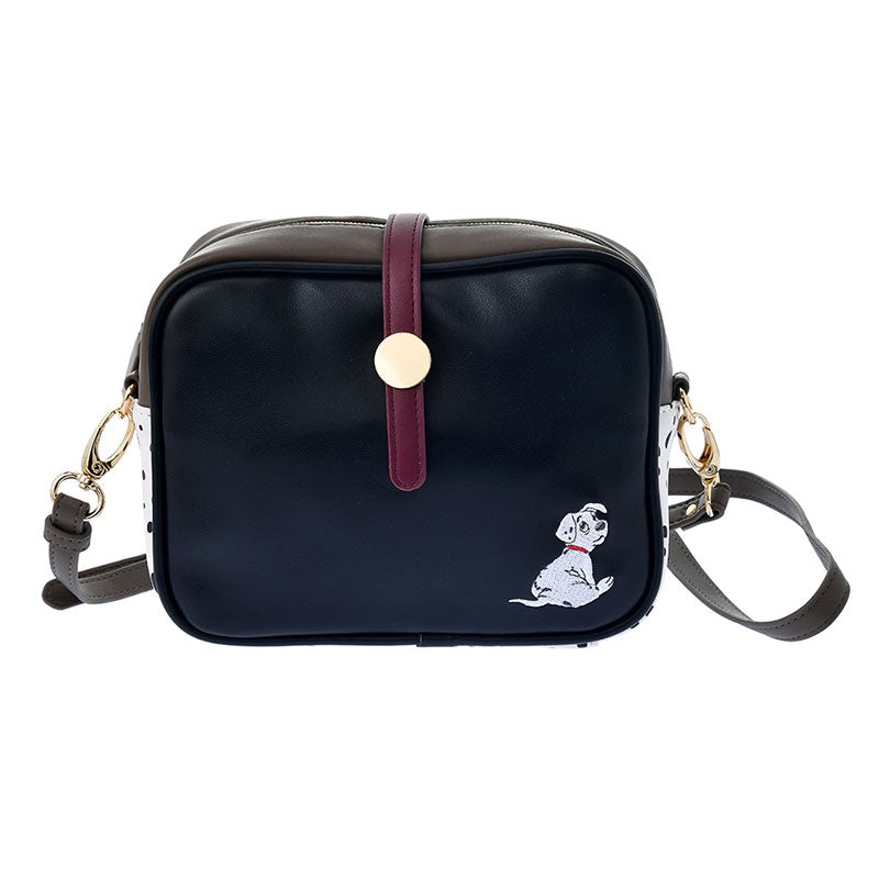 101 Dalmatians Rolly Shoulder Bag Black ACCOMMODE Disney Store Japan