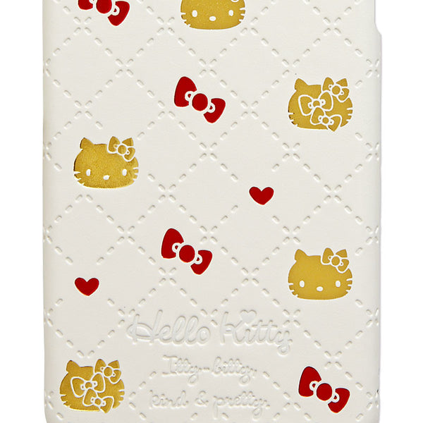 Hello Kitty iPhone 6s 6 Cover Case Heart White Sanrio Japan