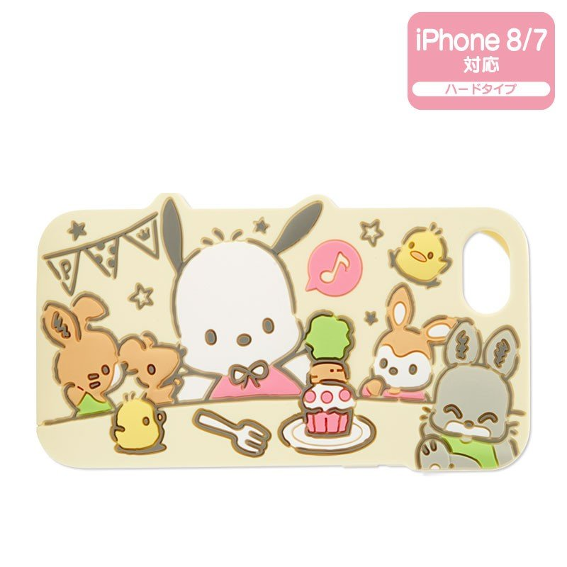 Pochacco iPhone 7 8 Case Cover Birthday Sanrio Japan