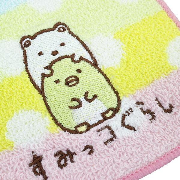 Sumikko Gurashi Pocket Towel 2pcs Set San-X Japan