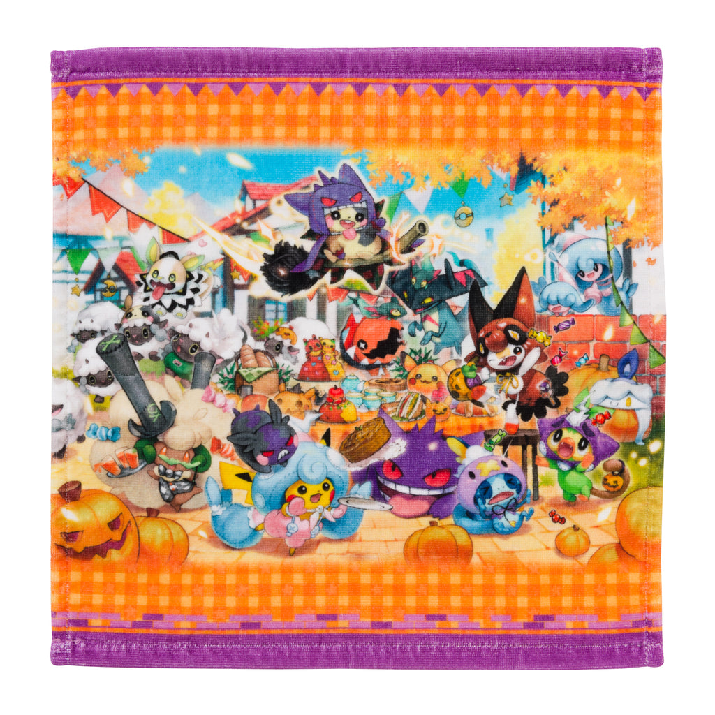 Guest mini Towel Halloween Galar Garden Pokemon Center 2020 Japan