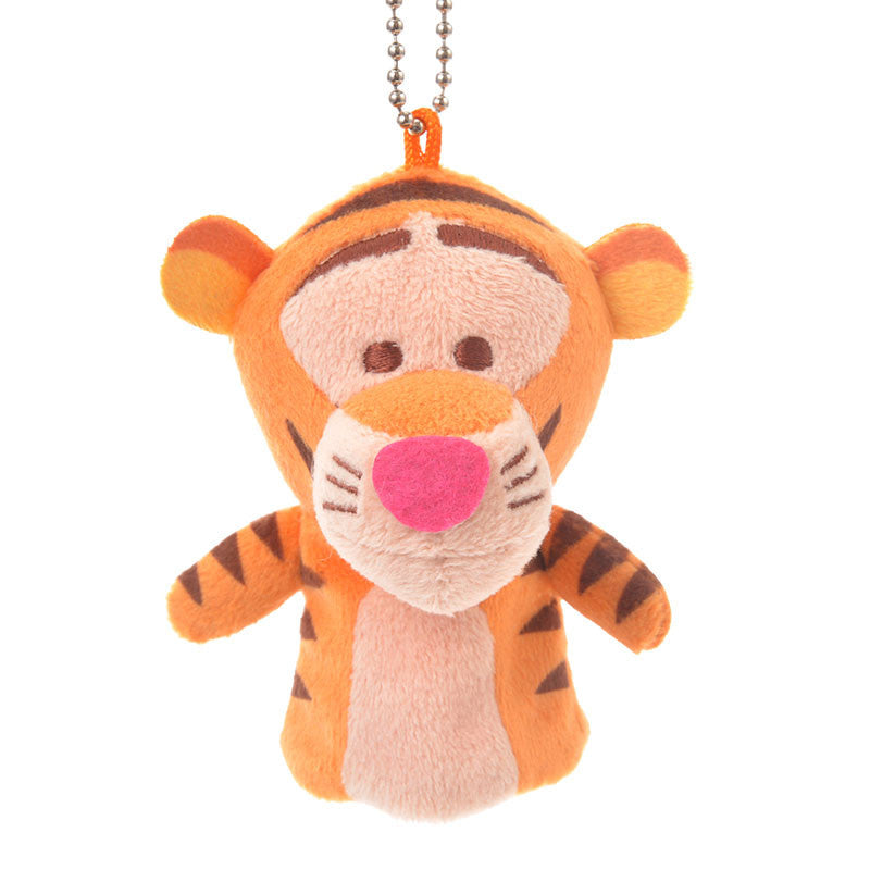 Tigger Plush Keychain Puppet Disney Store Japan Winnie the Pooh 0c58eac44