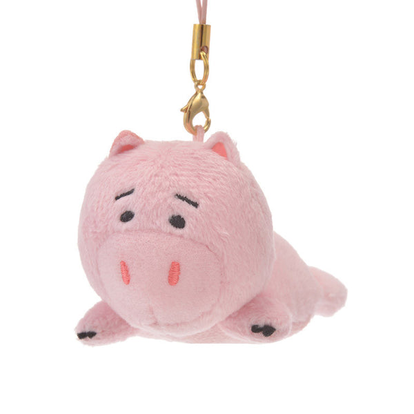 Hamm Pig Mobile Accessory Cleaner Disney Store Japan Toy Story