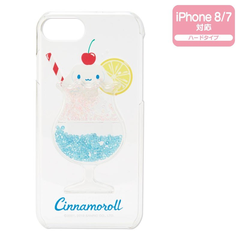 Cinnamoroll iPhone 7 8 Case Cover Tropical Summer Sanrio Japan
