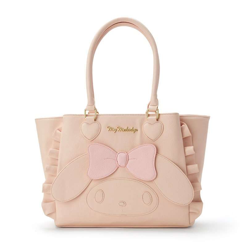My Melody Frill Tote Bag Sanrio Japan