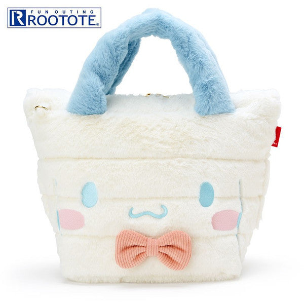 Cinnamoroll Tote Bag ROOTOTE FEATHER ROO DELI Sanrio Japan