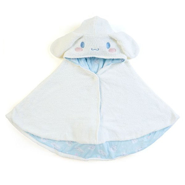 Cinnamoroll Hooded Cape Fuwamoko Soft Sanrio Japan