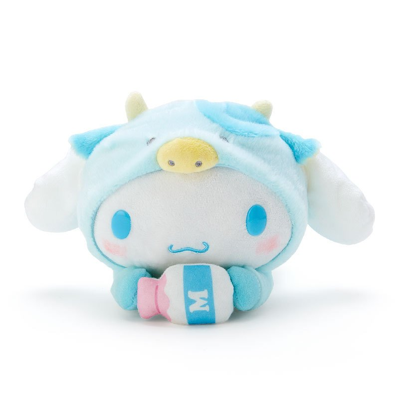 Cinnamoroll Plush Doll Zodiac Cow Sanrio Japan New Year 2021