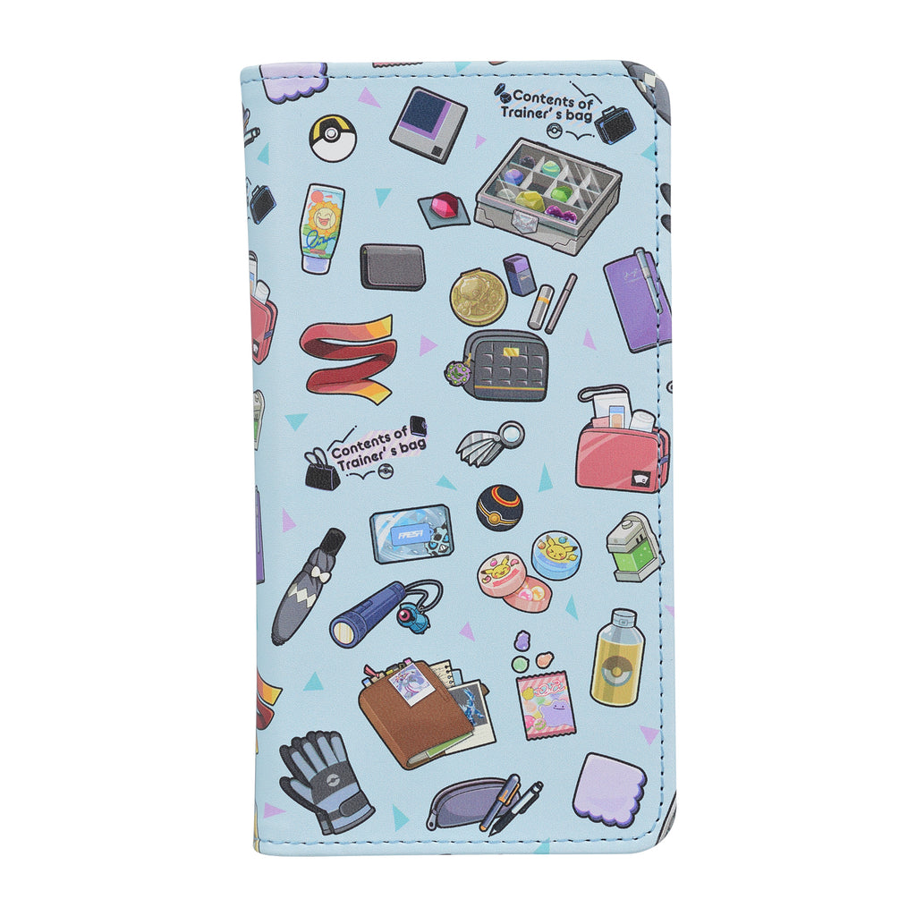 Multi Smartphone Case Cover Contents of Trainer's bag NV Pokemon Center Japan